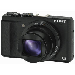 Sony Cyber-shot DSC-HX60V Black