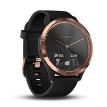 Часы Garmin Vivomove HR Sport Copper/Black
