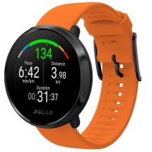 Часы Polar Ignite orange M/L